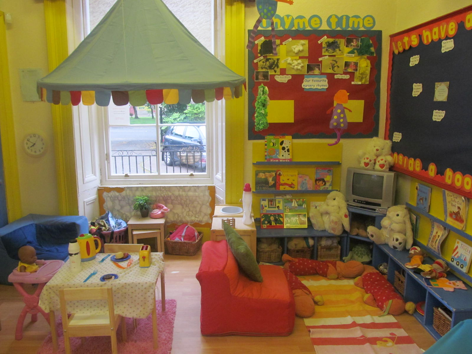 Carousel Nurseries Test