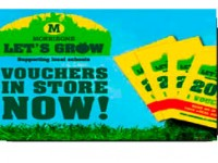Morrison's 'Lets Grow' initiative – August – November 2014